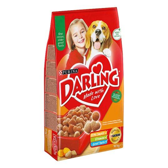 Darling s drůbežím 10kg