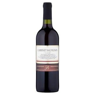 B Cabernet Sauvignon víno červené suché 0,75l