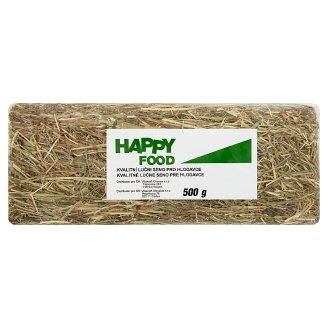 Happy Food Quality Meadow Hay for the Rodent 500g