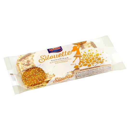 Racio Silouette Corn with Caramel Decoration 65g