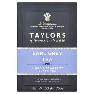 Taylors Černý čaj Earl Grey 50g