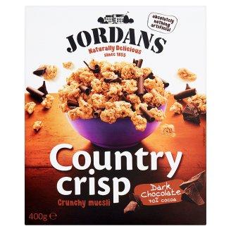 Jordans Country Crisp Crunchy Muesli Dark Chocolate 400g
