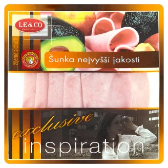 Le & Co Exclusive Inspiration Highest Quality Ham 100g