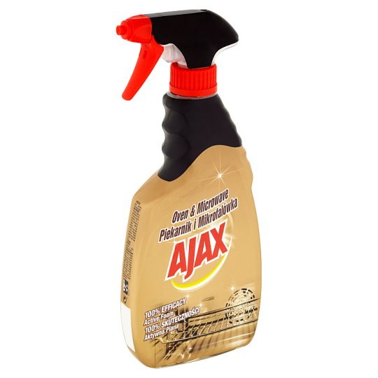 ccef118524c4 Ajax Oven and Microwave Cleaner 500ml - Tesco Groceries