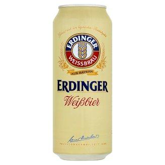 Erdinger Weisbier Light Wheat Beer 0.5L