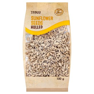 Tesco Sunflower Seeds Hulled 100g