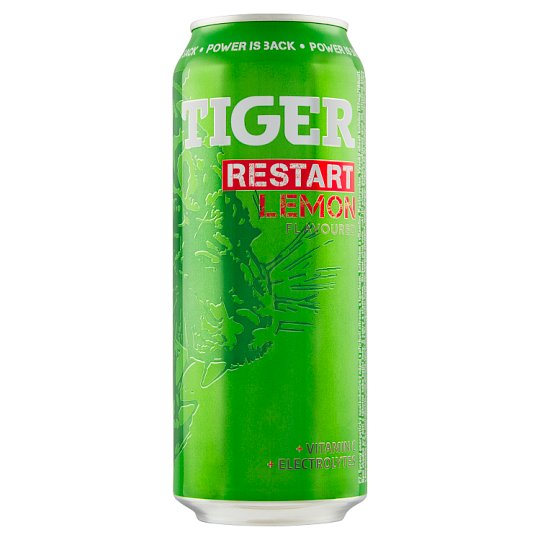 Tiger Restart energetický nápoj 500ml