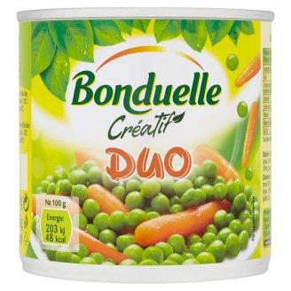 Bonduelle Créatif Duo zeleninová směs v mírně slaném nálevu 400g