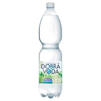 Dobrá voda Still Mineral Water with Elderberry Flavour 1.5L