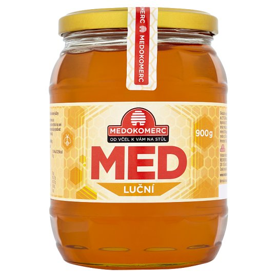 Medokomerc Med luční 900g