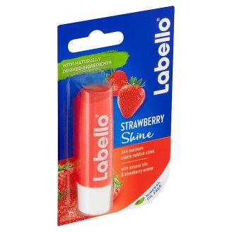Labello Strawberry Shine Caring Lip Balm 4.8g