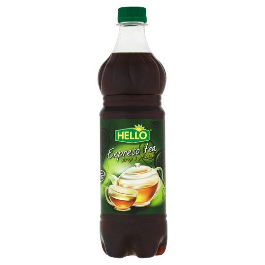 Hello Sirup s příchutí Expreso Tea 0,7l