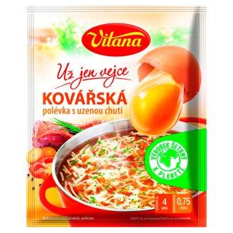 Vitana Už jen vejce Kovářská uzená polévka 40g