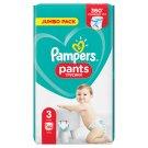 Pampers Pants Vel. 3, 60 Kalhotek, 6-11 kg, Absorp. Kanálky