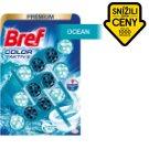 Bref Color Aktiv Ocean tuhý WC blok 3 x 50g