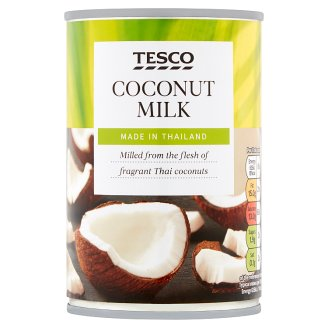 Tesco Kokosové mléko 400ml