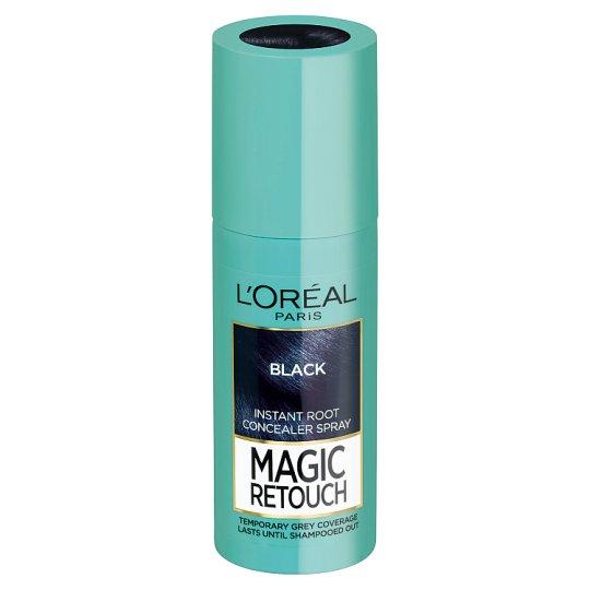 L'Oréal Paris Magic Retouch Instant Root Concealer Spray Black 75ml
