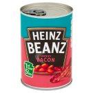 Heinz Pečené fazole s kousky slaniny v rajčatové omáčce s uzenou příchutí 390g