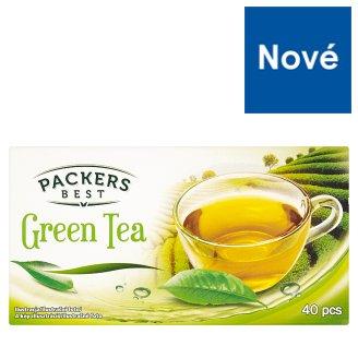 Packers Best Zelený čaj 40 x 1,75g