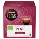 NESCAFÉ® Dolce Gusto® Peru Cajamarca Espresso - Coffee Capsules - 12 Capsules in a Pack