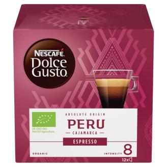NESCAFÉ® Dolce Gusto® Peru Cajamarca Espresso - kávové kapsle - 12 kapslí v balení