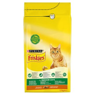FRISKIES Indoor 1,5kg
