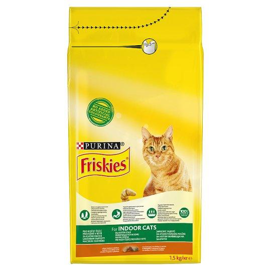 FRISKIES Indoor 1.5kg