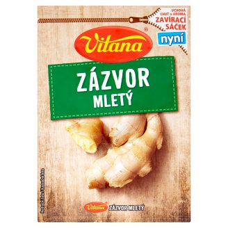 Vitana Ground Ginger 18g