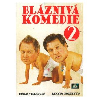 DVD Bláznivá komedie 2