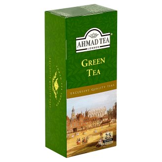 Ahmad Tea Zelený čaj 25 x 2g