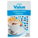 Tesco Value Cappuccino Classic 100g