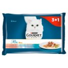 GOURMET Perle DUO Multipack - Fish Duo 4 x 85g