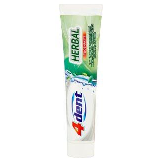 4Dent Herbal zubní pasta 125ml