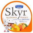 Bohušovická mlékárna Skyr Peach-Apricot 140g