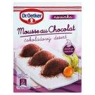 Dr. Oetker Mousse au Chocolat čokoládový dezert 50g