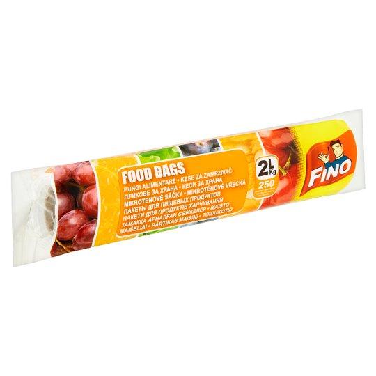 Fino Food Bags 2L/kg 250 pcs