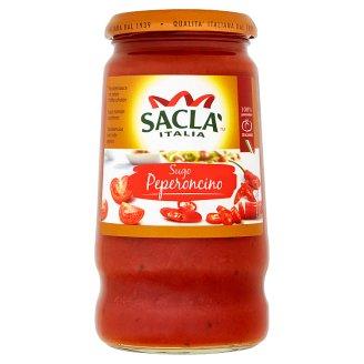 Saclà Italia Rajčatová omáčka s feferonkou 420g