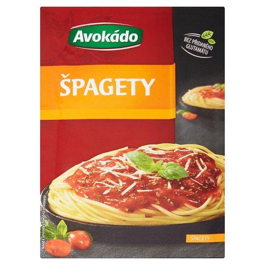 Avokádo Spaghetti 27g