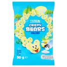 Tesco Crispy Bears Salted 50g