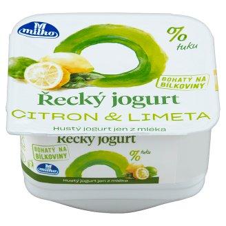 Milko Greek Yoghurt 0 % Fat 140g
