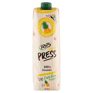 RIO FRESH 100% Juice from Pressed Pineapple 1L