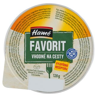 Hamé Favorite Pork Meat with Vegetables 120g