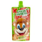 Kubík 100% Fruit Pocket Apple Banana Strawberry 100g