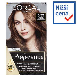image 1 of L'Oréal Paris Recital Préférence Havane Light Chestnut 6.35/A3