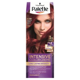 image 1 of Schwarzkopf Palette Intensive Color Creme Hair Colorant Intense Red RI5 (6-88)