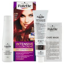 image 2 of Schwarzkopf Palette Intensive Color Creme Hair Colorant Intense Red RI5 (6-88)