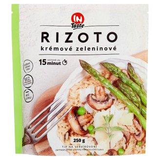 InTaste Rizoto krémové zeleninové 250g