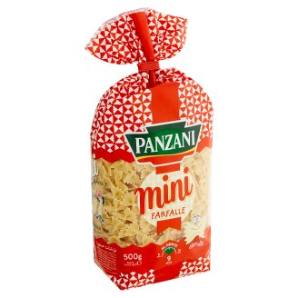 Panzani Mini Farfalle 500g