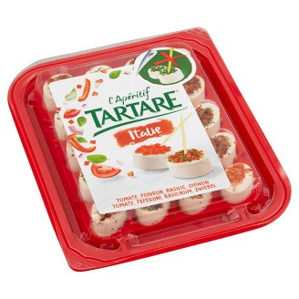 Tartare Appetizers Italy Soft Cheese 100g