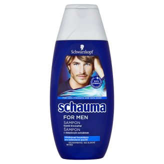 Schauma For Men Shampoo for Men with Hops Extract 250ml